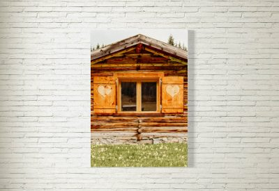 kartlerei poster shop bayrische poster almhuette 400x275 - Poster & Bilder