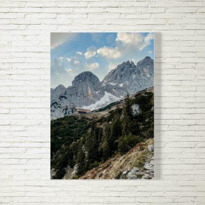 Poster/Bild Kaisergebirge