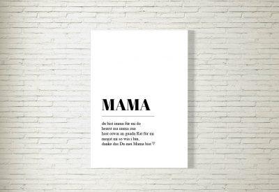 kartlerei poster shop bayrische poster mama definition 400x275 - Poster & Bilder