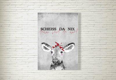 kartlerei poster shop bayrische poster schweinderl 400x275 - Poster & Bilder