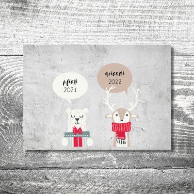 Pfiati & Griasdi   2-Seitig